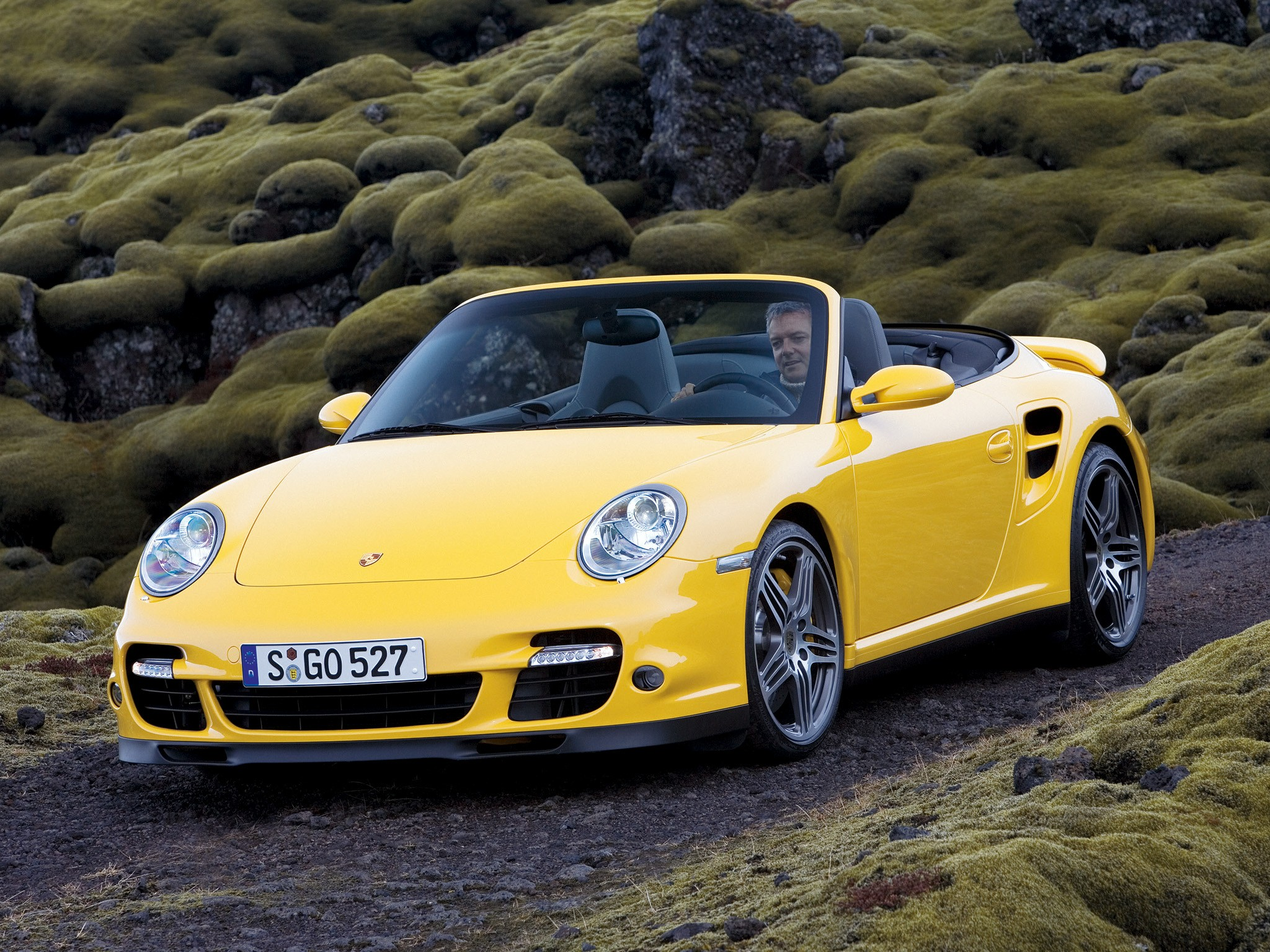 Porsche 911 Turbo S >> PORSCHE 911 Turbo Cabriolet (997) specs & photos - 2007, 2008, 2009 - autoevolution