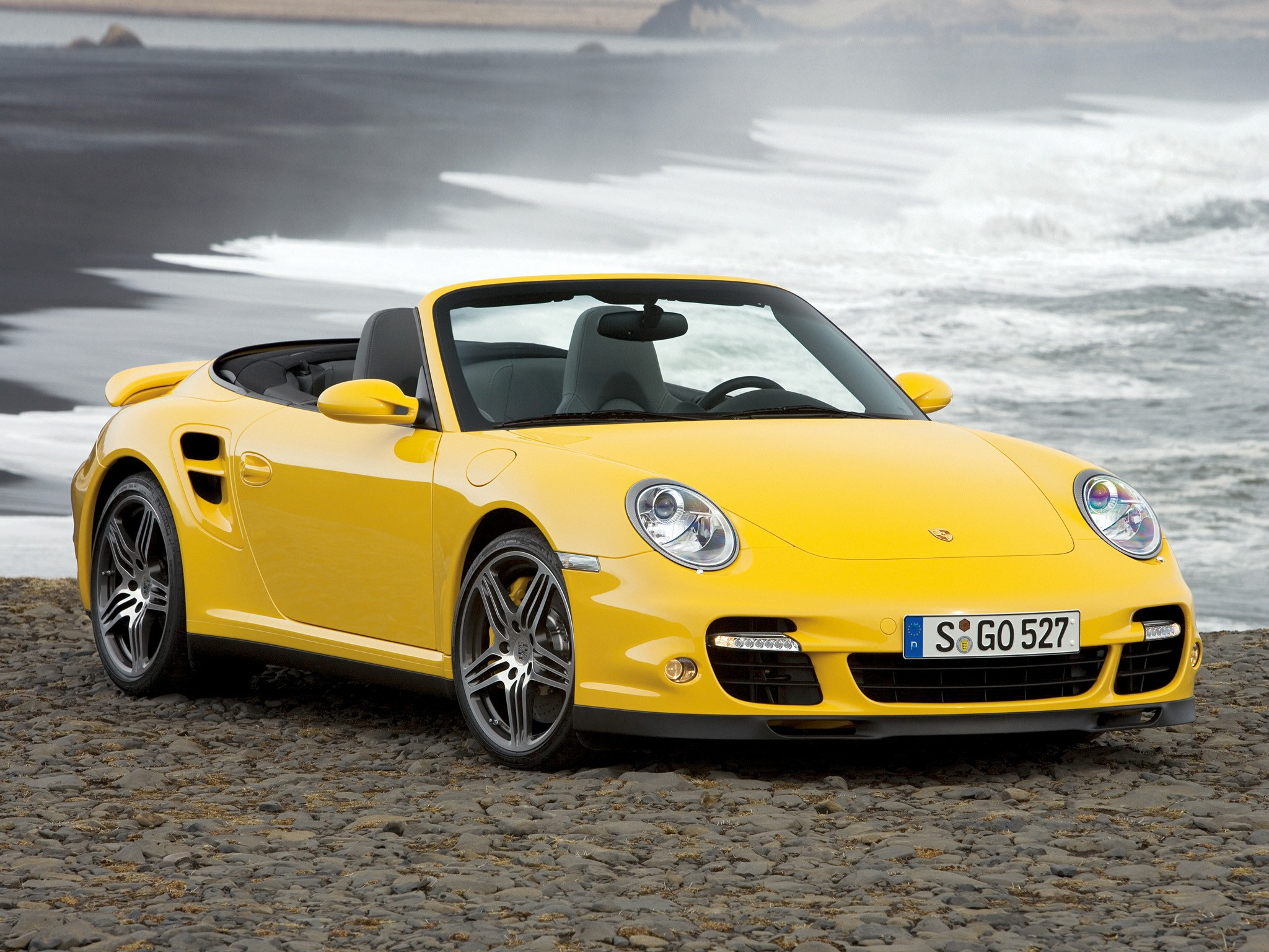 porsche 911 turbo cabriolet 997 specs photos 2007 2008 2009 autoevolution. Black Bedroom Furniture Sets. Home Design Ideas