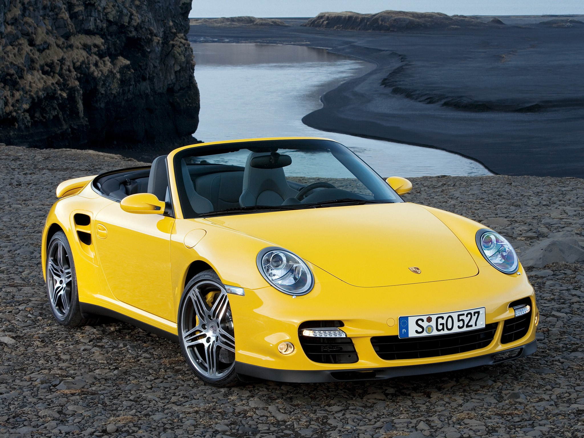 Porsche 911 Turbo Cabriolet 997 Specs 2007 2008 2009