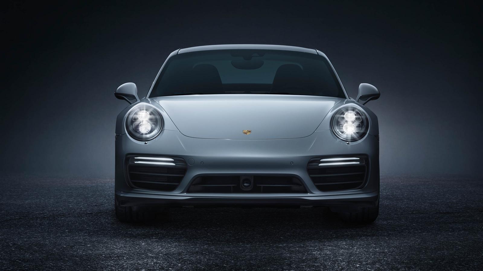 Porsche 911 Turbo S >> PORSCHE 911 Turbo S (991.2) specs & photos - 2016, 2017, 2018, 2019 - autoevolution