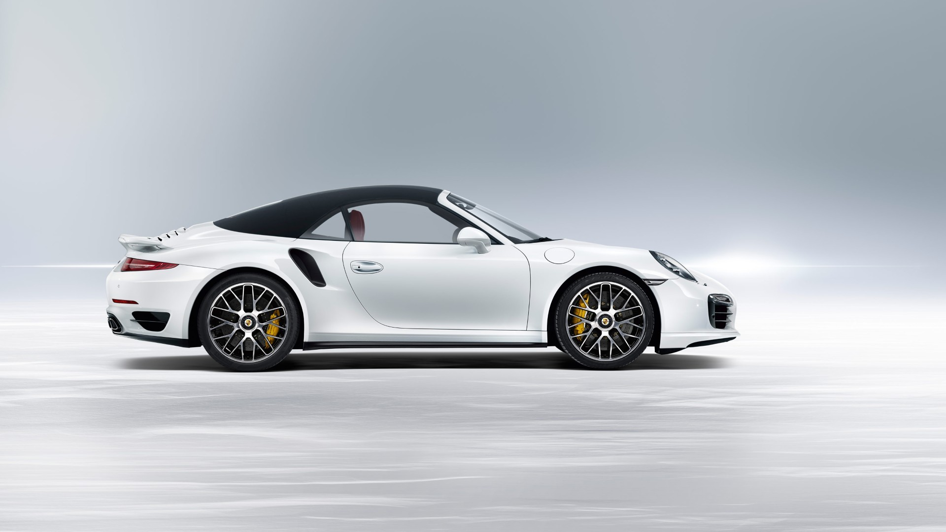 Porsche 911 Turbo S Cabriolet 991 Specs Photos 2013