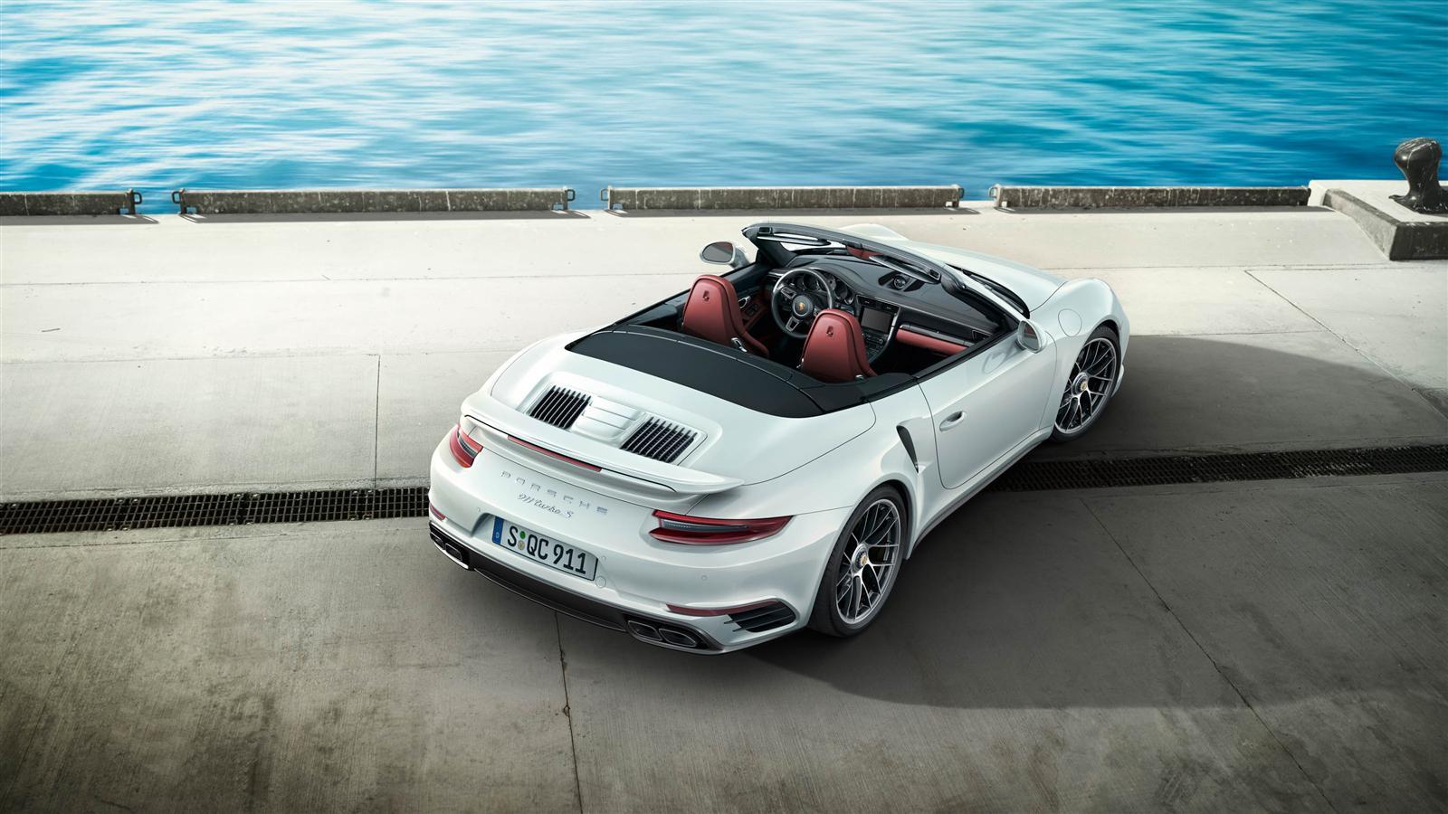 porsche 911 turbo s cabriolet 991 2 specs 2016 2017 2018 autoevolution. Black Bedroom Furniture Sets. Home Design Ideas