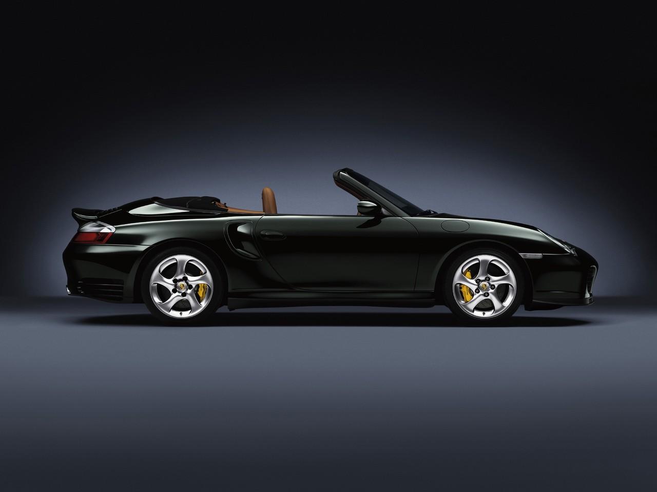 Porsche 996 Turbo S >> PORSCHE 911 Turbo S Cabriolet (996) - 2004, 2005, 2006 - autoevolution