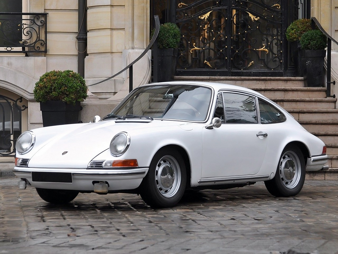 Porsche 912 901 1965 on evolution engine
