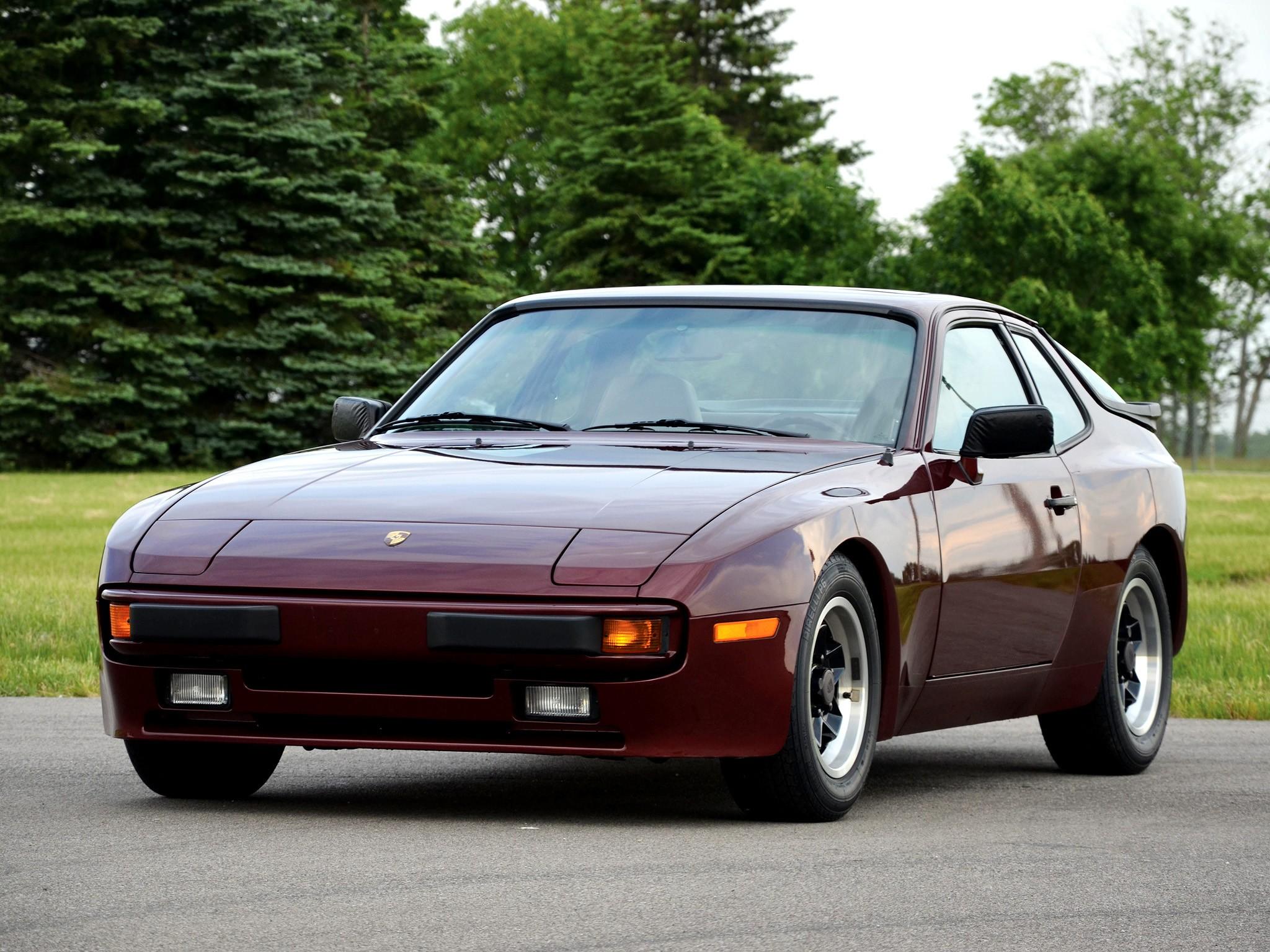 Porsche 944 1981 1982 1983 1984 1985 1986 1987