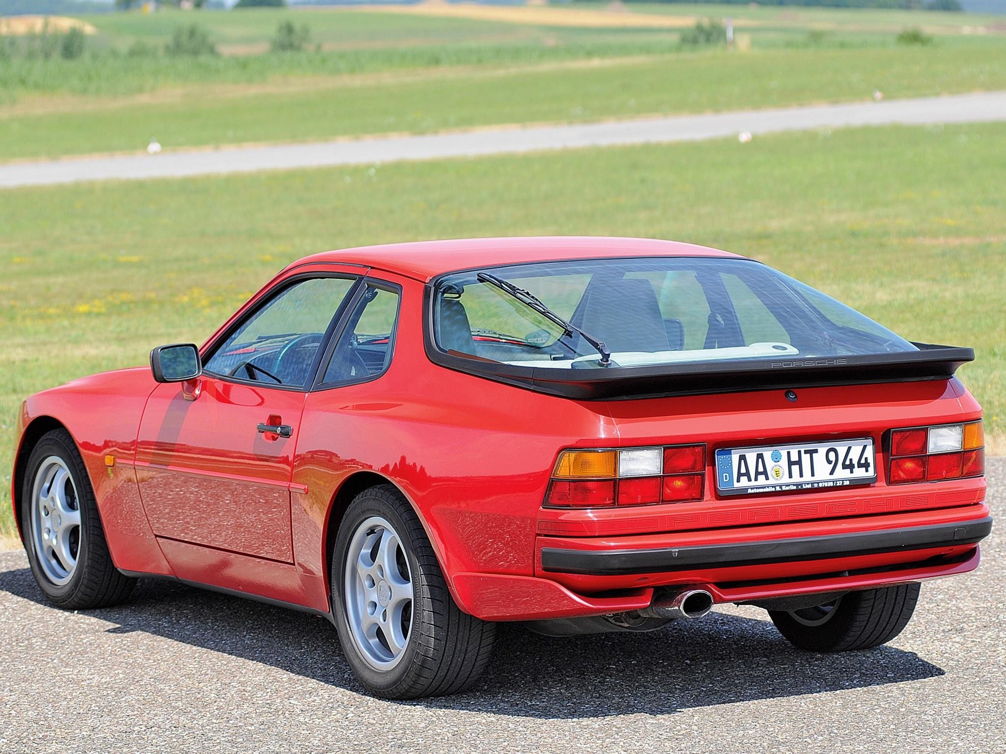 Porsche 944 S2 1988 1989 1990 1991 Autoevolution