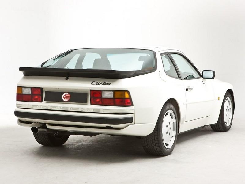 PORSCHE 944 Turbo/Turbo S (951) specs & photos - 1985, 1986, 1987 ...