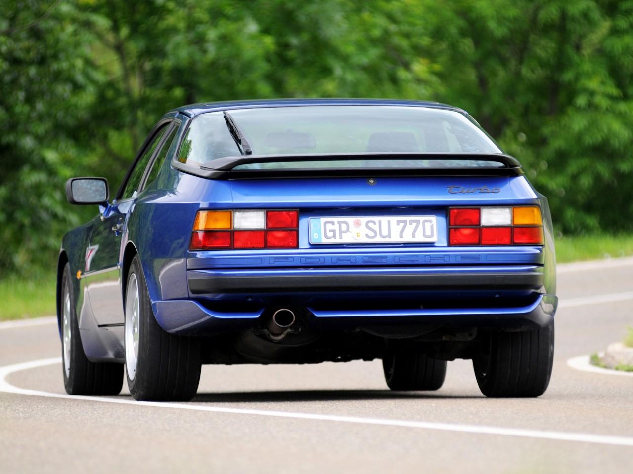 Porsche 944 Turboturbo S 951 Specs Photos 1985 1986
