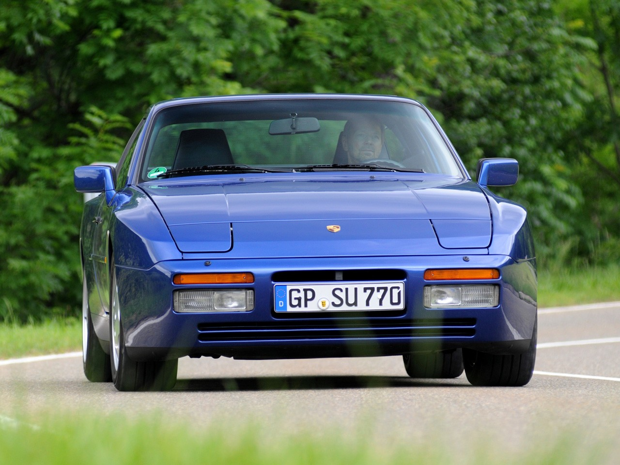 Porsche 944 Turbo Turbo S 951 Specs Amp Photos 1985