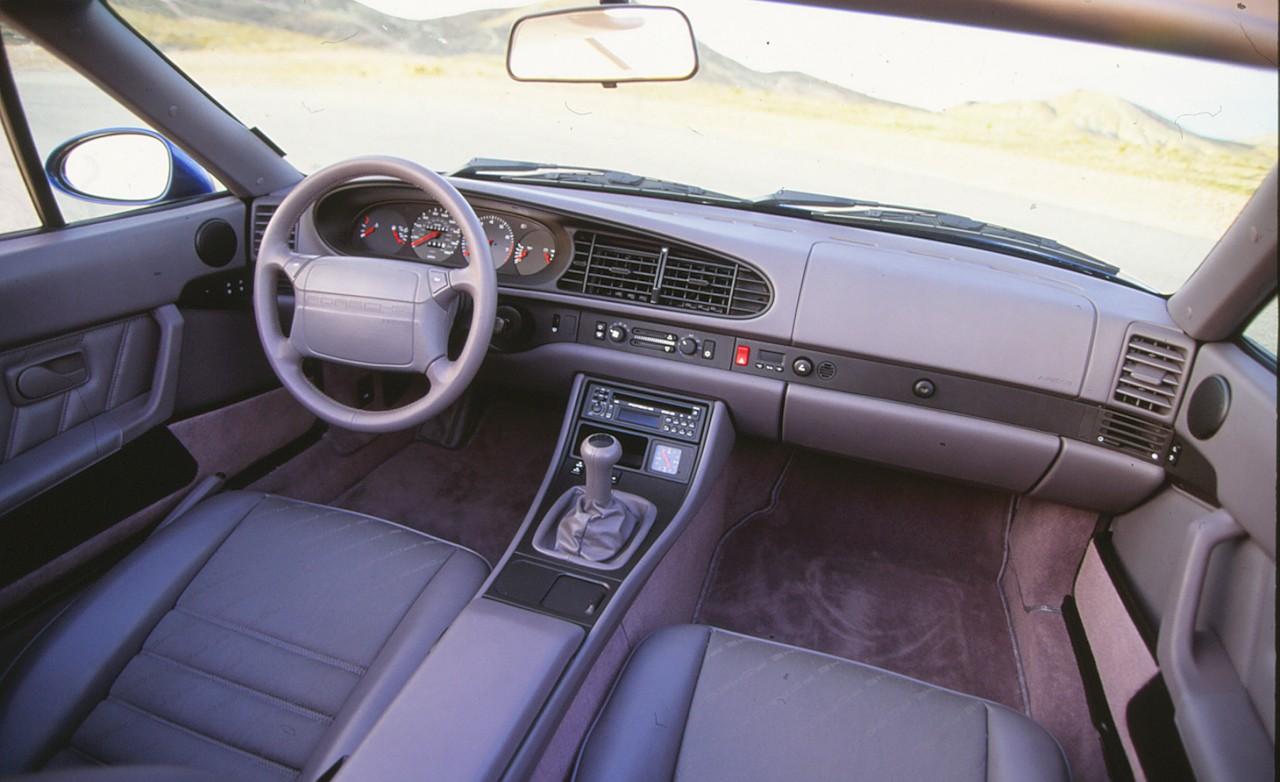 Porsche 968 Specs 1991 1992 1993 1994 1995