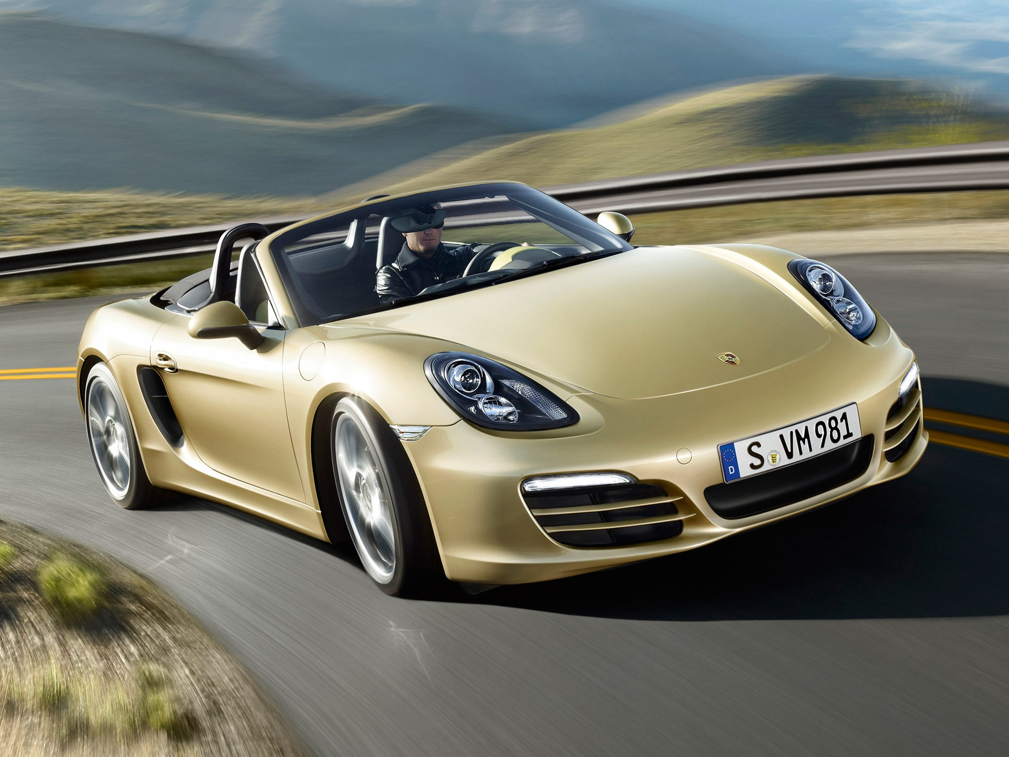 porsche boxster 981 specs 2012 2013 2014 2015 2016 autoevolution. Black Bedroom Furniture Sets. Home Design Ideas