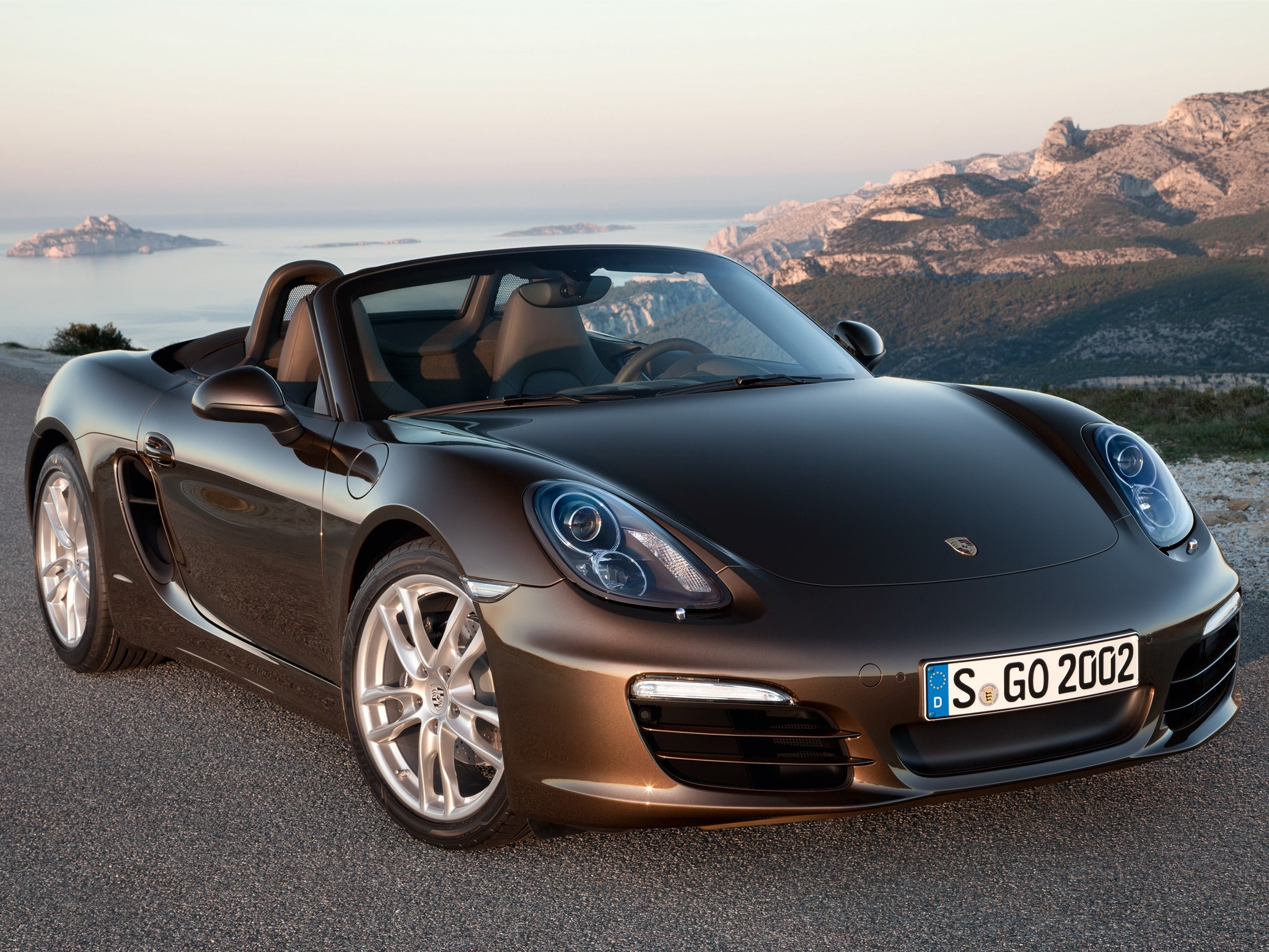 porsche boxster 981 2012 2013 2014 2015 2016 autoevolution. Black Bedroom Furniture Sets. Home Design Ideas