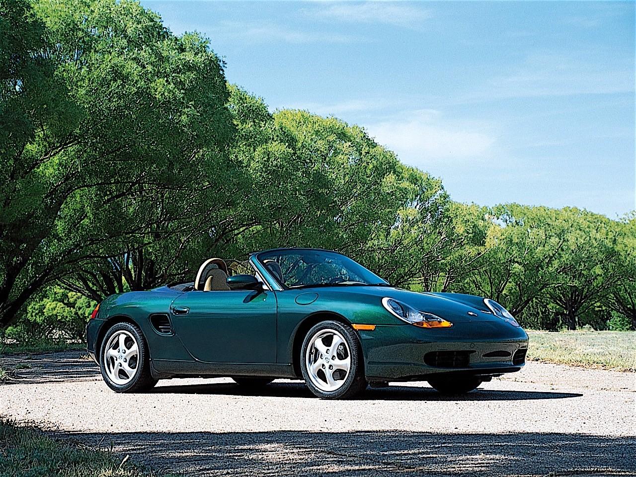Porsche Boxster 986 Specs Amp Photos 1996 1997 1998 1999 2000 2001 2002 Autoevolution
