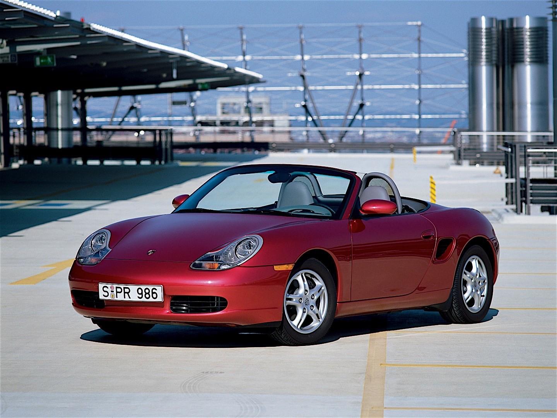 Porsche Boxster 986 1996 1997 1998 1999 2000 2001