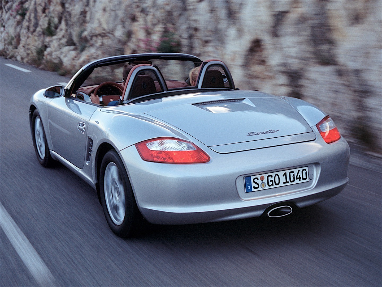 Porsche Boxster 987 Specs Amp Photos 2004 2005 2006
