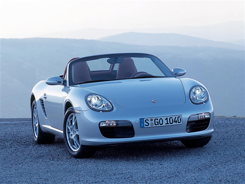 Porsche Boxster 987 Specs 2004 2005 2006 2007 2008
