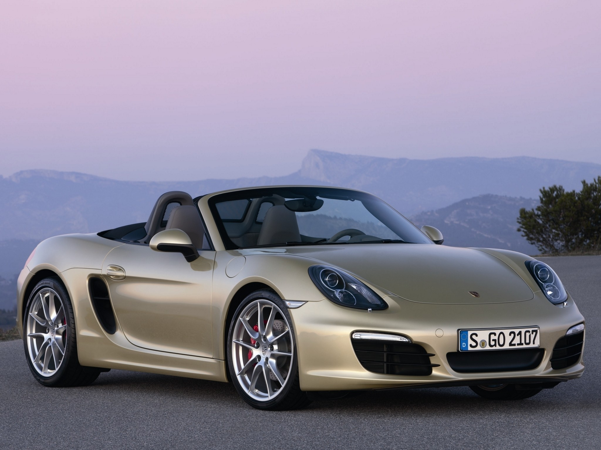 porsche boxster s 981 specs 2012 2013 2014 2015 2016 autoevolution. Black Bedroom Furniture Sets. Home Design Ideas