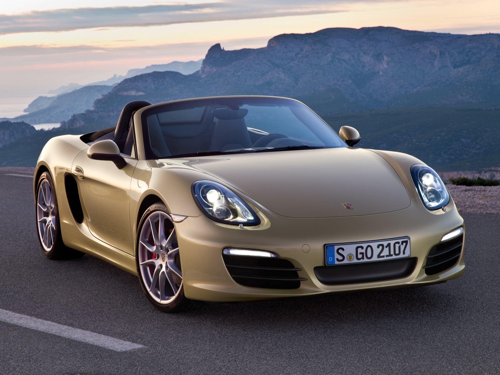 porsche boxster s 981 2012 2013 2014 2015 2016. Black Bedroom Furniture Sets. Home Design Ideas