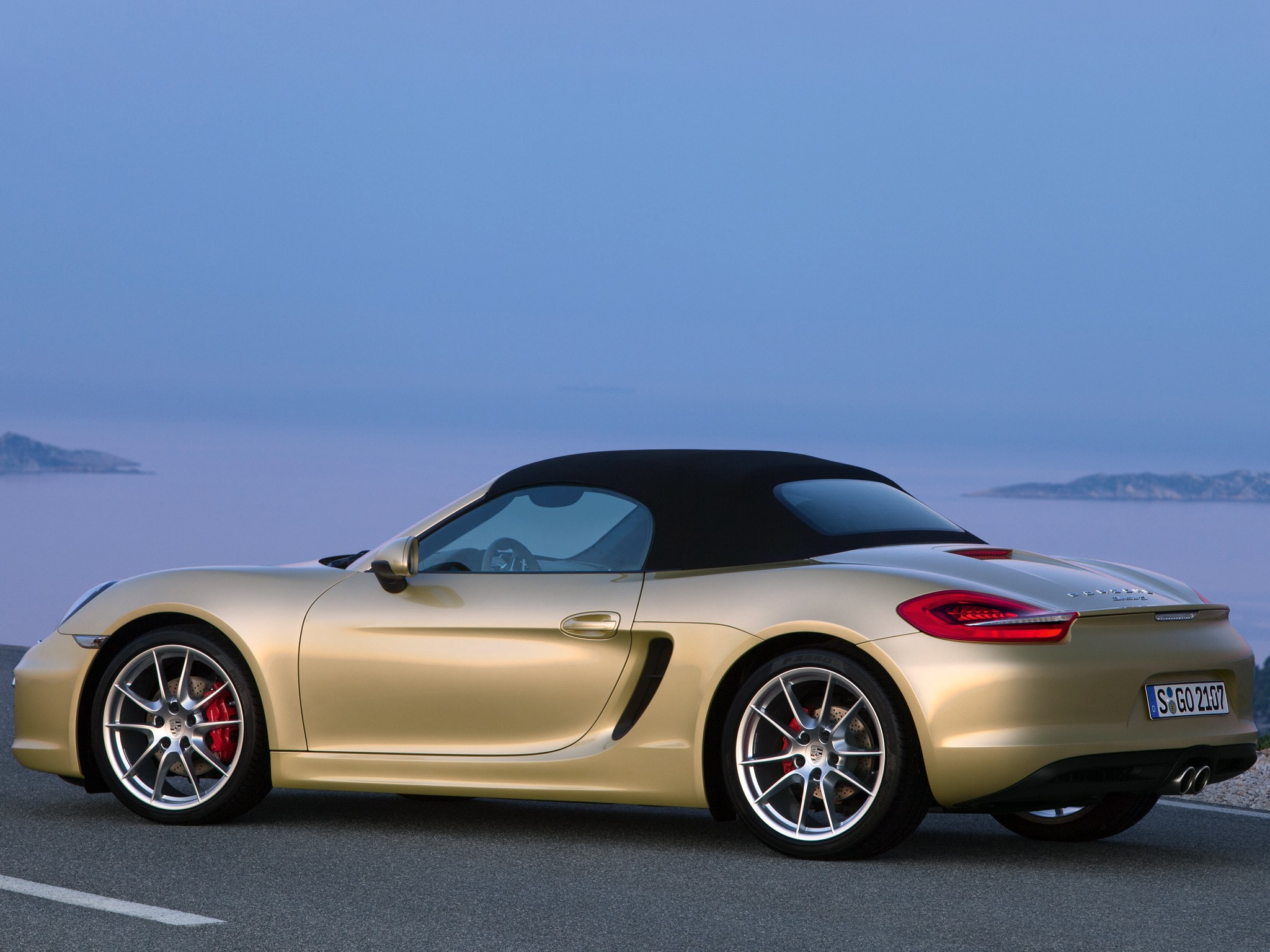 porsche boxster s 981 specs photos 2012 2013 2014. Black Bedroom Furniture Sets. Home Design Ideas