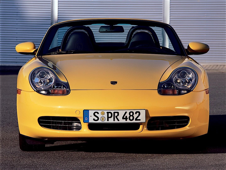 PORSCHE Boxster S 986 1999