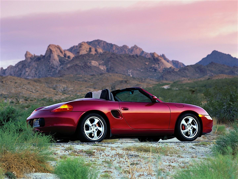 Porsche Boxster S 986 Specs Amp Photos 1999 2000 2001