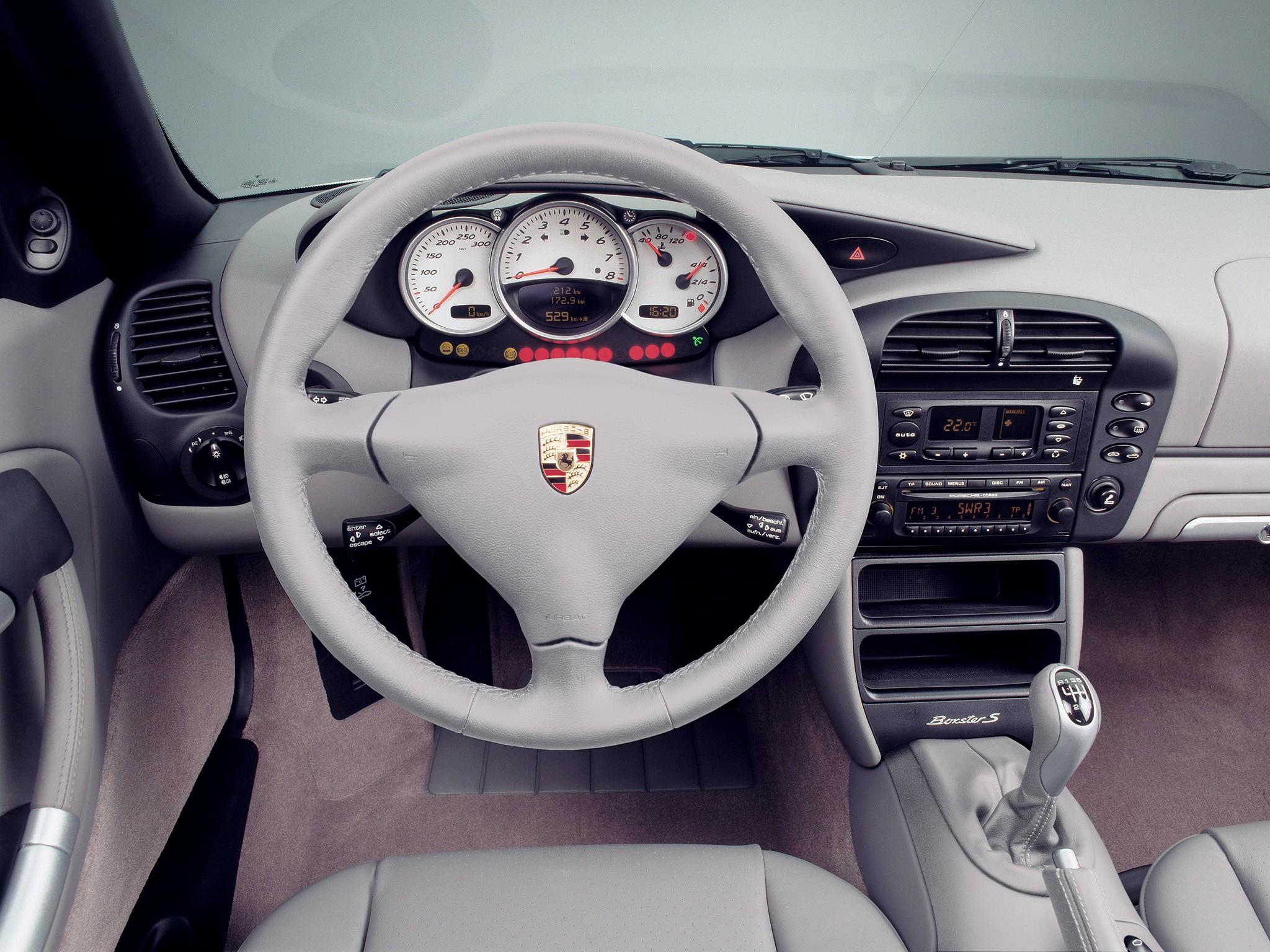 Porsche Boxster S 986 Specs Photos 2002 2003 2004 2005
