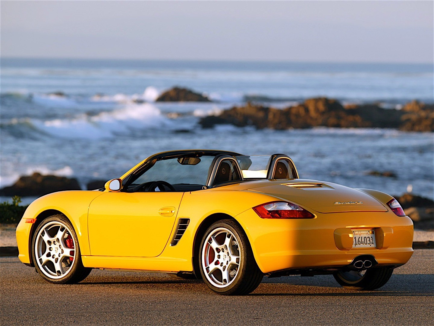 porsche boxster s 987 specs 2004 2005 2006 2007 2008 autoevolution. Black Bedroom Furniture Sets. Home Design Ideas
