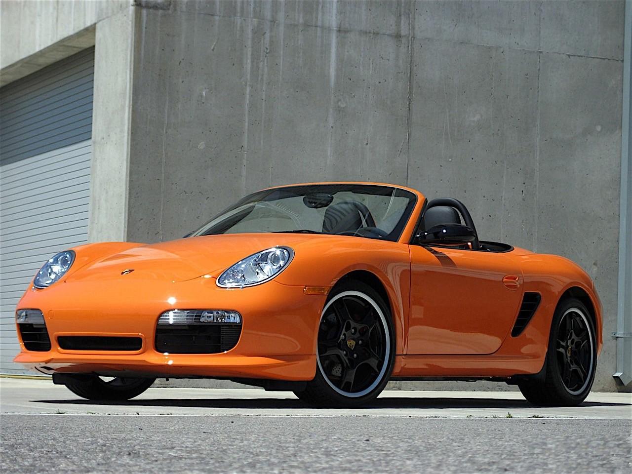2006 Porsche Boxster >> PORSCHE Boxster S (987) specs & photos - 2004, 2005, 2006, 2007, 2008 - autoevolution