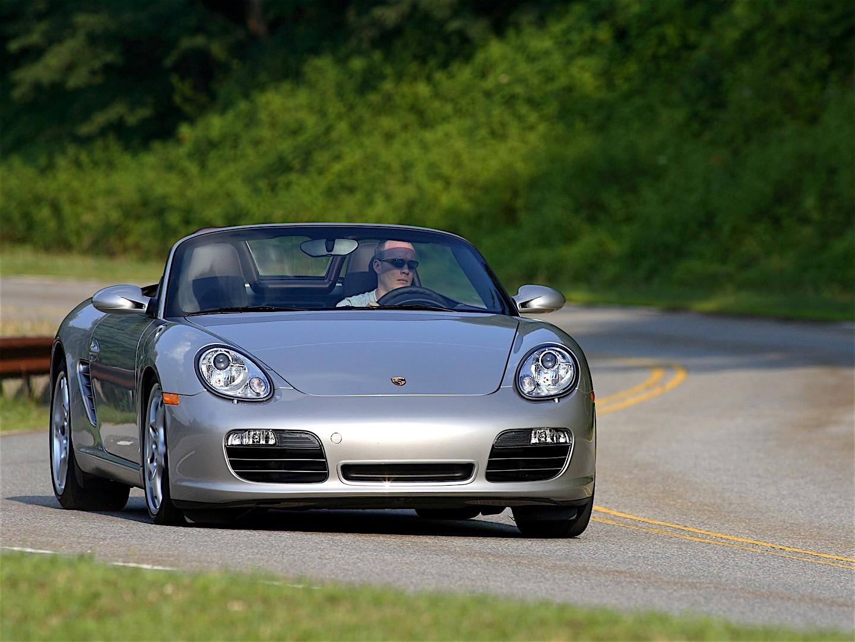 Porsche Boxster S 987 Specs Amp Photos 2004 2005 2006