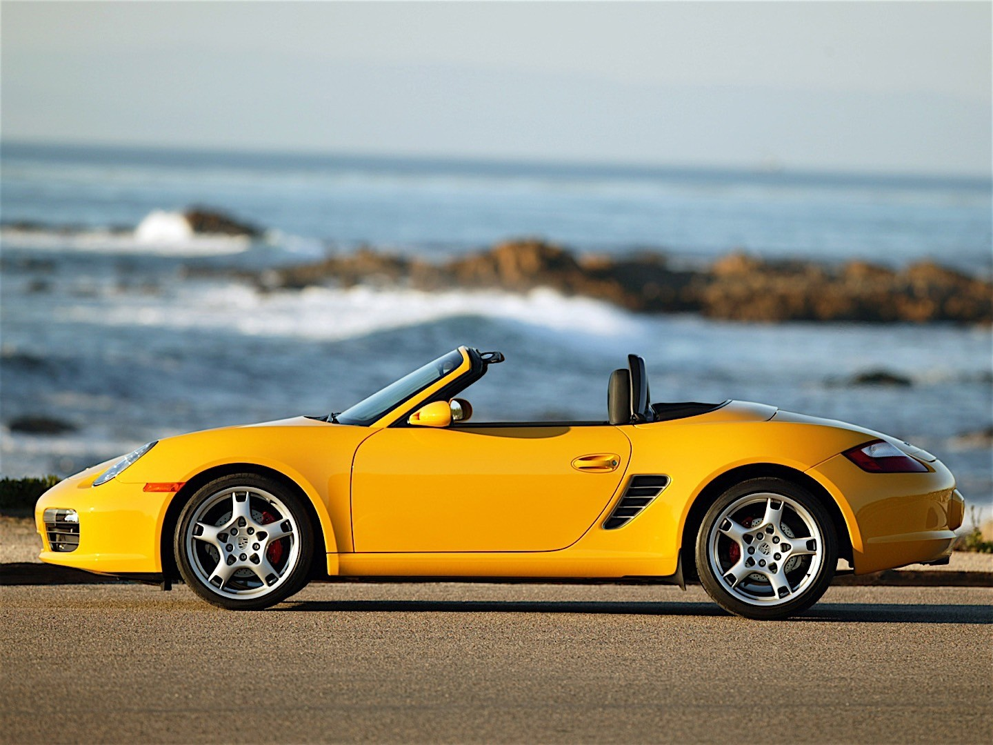 porsche boxster s 987 specs photos 2004 2005 2006. Black Bedroom Furniture Sets. Home Design Ideas