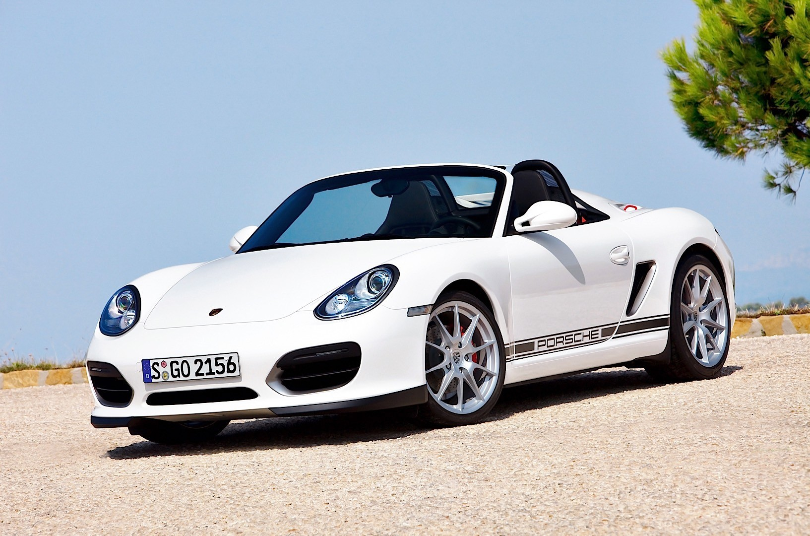 porsche boxster spyder 987 2009 2010 2011 autoevolution. Black Bedroom Furniture Sets. Home Design Ideas