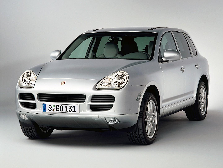 PORSCHE Cayenne (955) specs - 2002, 2003, 2004, 2005, 2006, 2007 - autoevolution