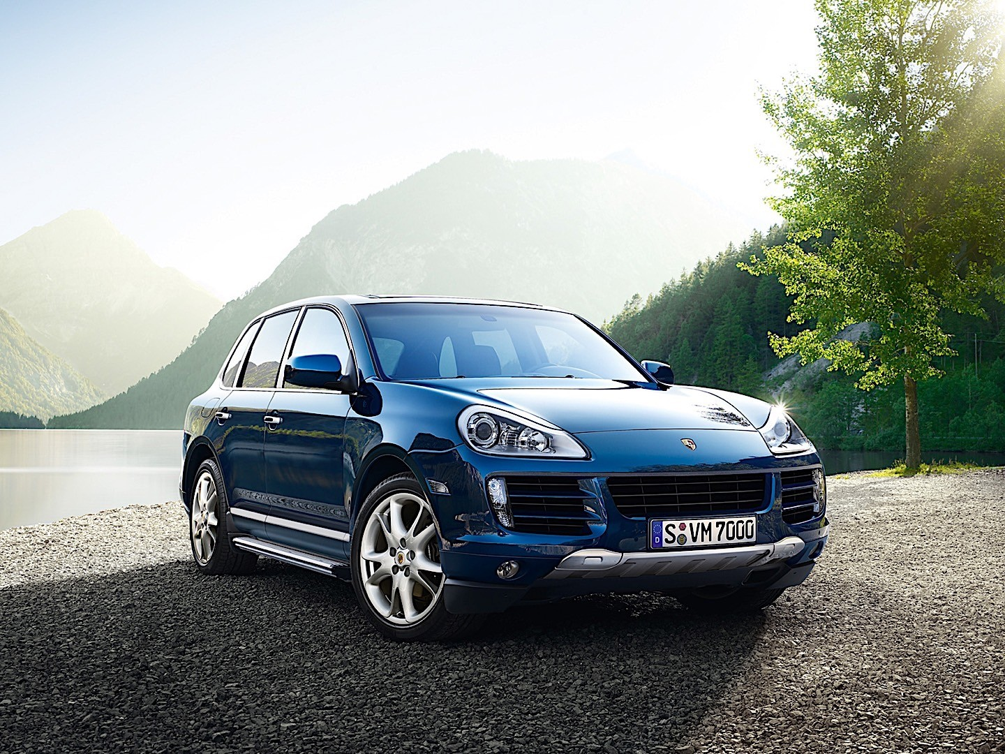 porsche cayenne diesel 957 specs 2008 2009 2010. Black Bedroom Furniture Sets. Home Design Ideas