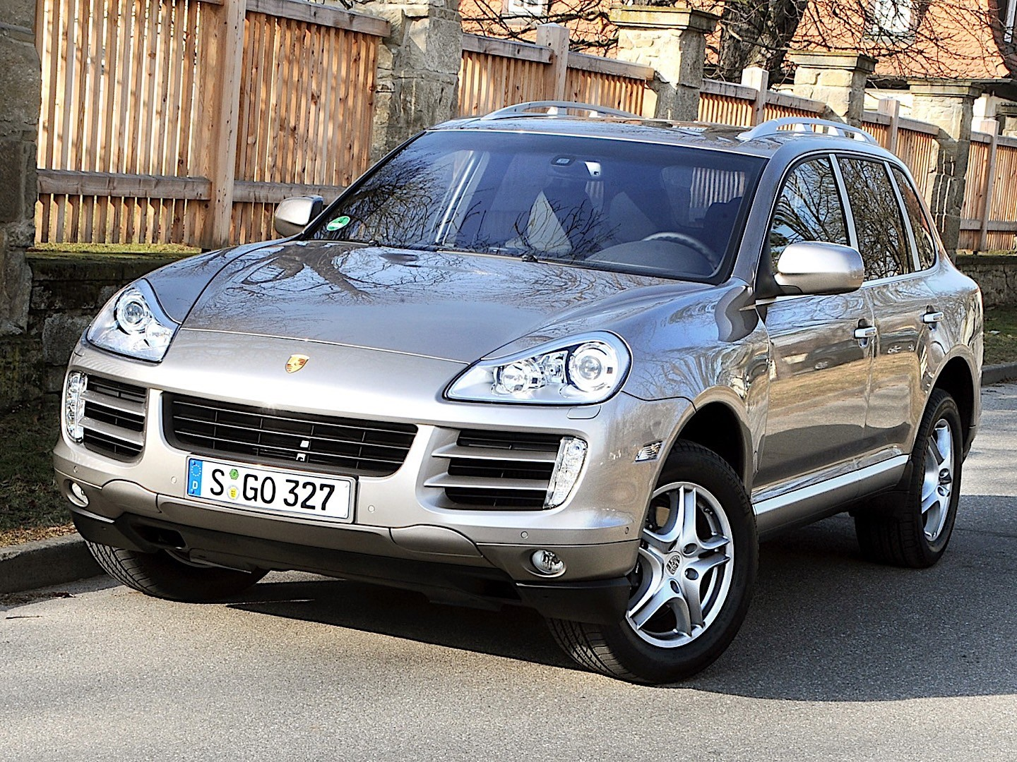 porsche cayenne diesel 957 specs photos 2008 2009 2010 autoevolution. Black Bedroom Furniture Sets. Home Design Ideas
