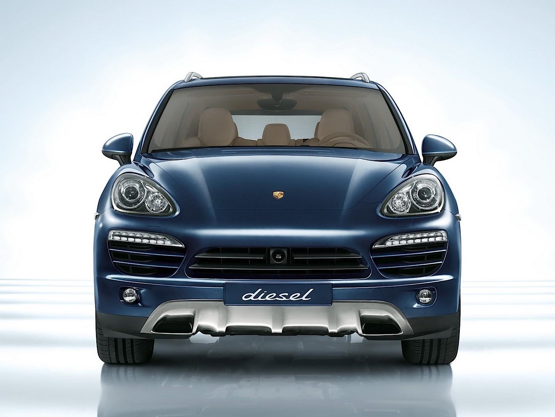 PORSCHE Cayenne Diesel specs  2010 2011 2012 2013 2014