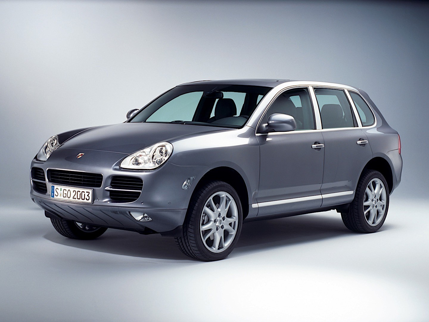 porsche cayenne s 955 specs 2002 2003 2004 2005. Black Bedroom Furniture Sets. Home Design Ideas