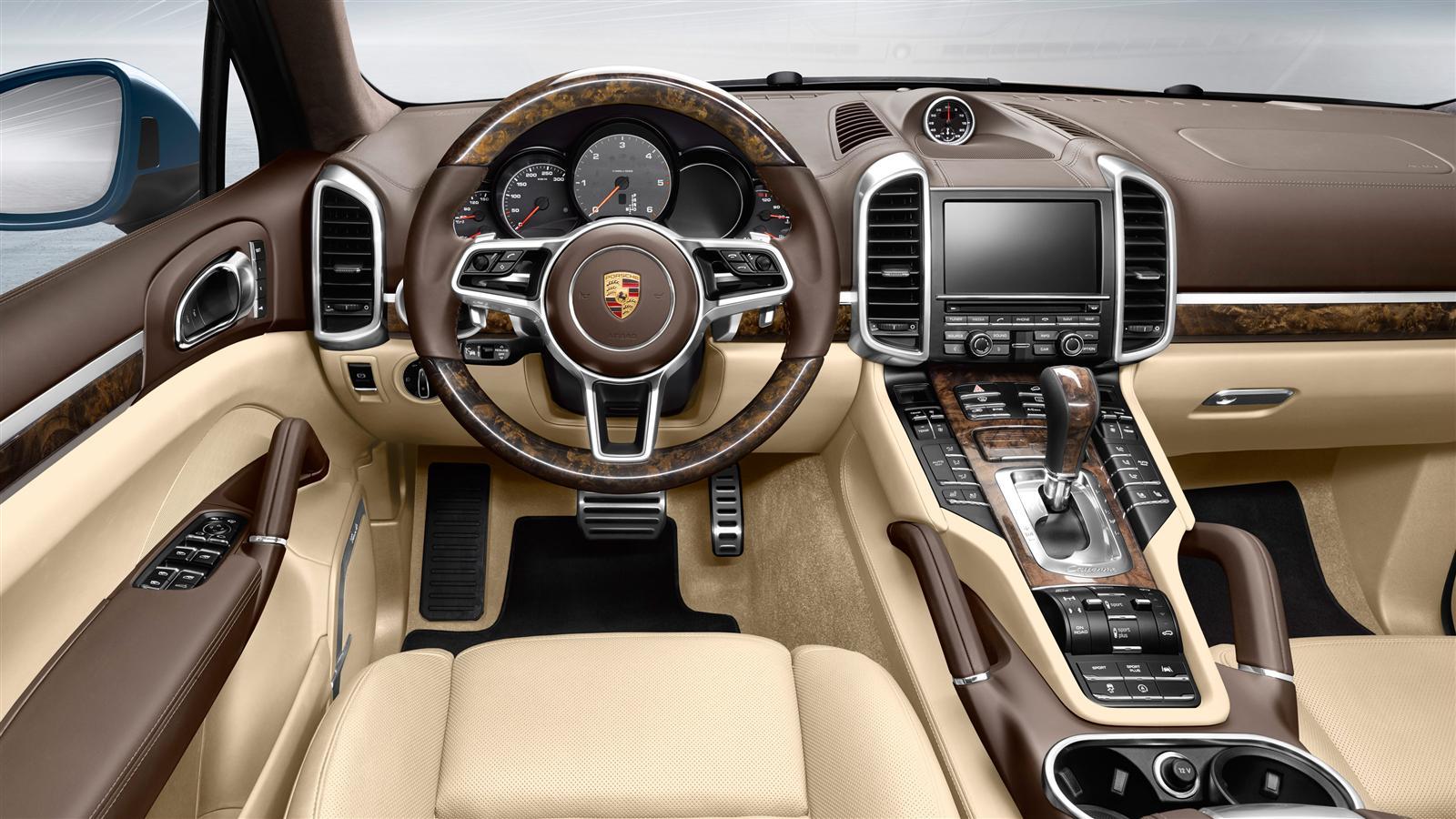 Porsche Cayenne S Specs 2014 2015 2016 2017