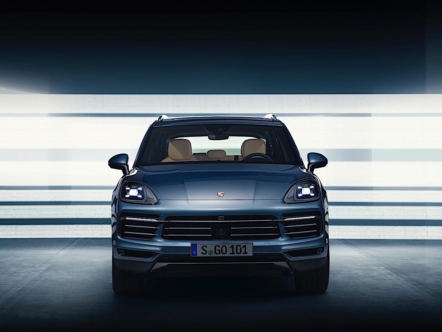 Porsche Cayenne S Specs Photos 2017 2018 Autoevolution