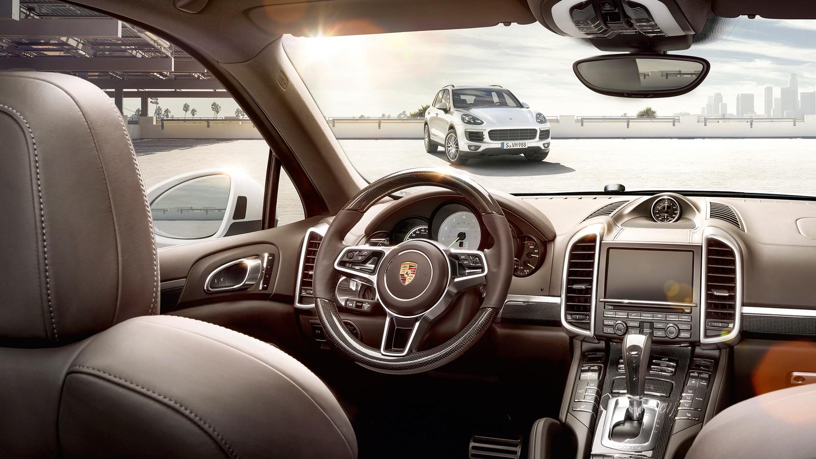 Porsche Cayenne S E Hybrid Specs Amp Photos 2014 2015