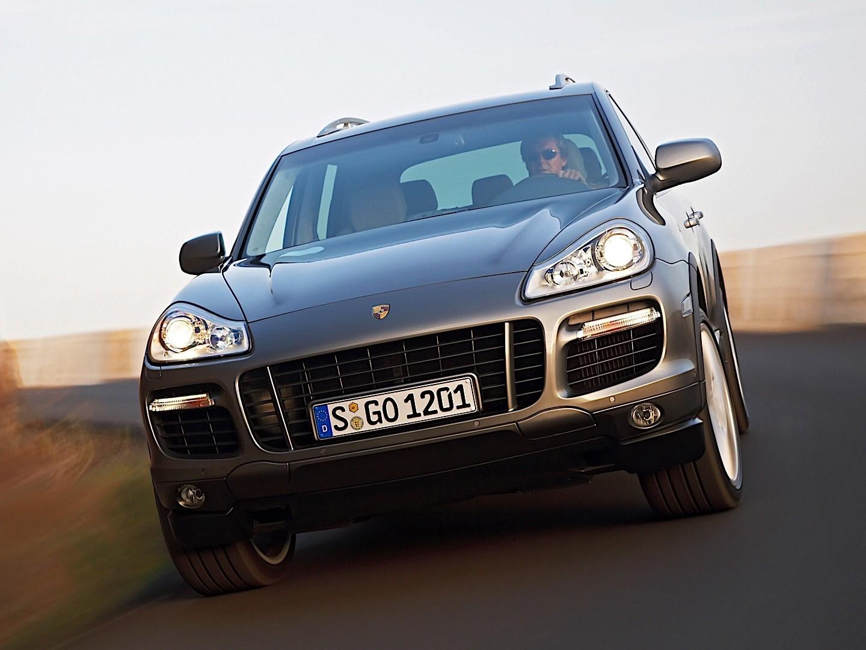 ... PORSCHE Cayenne Turbo (957) (2007 - 2009) ...