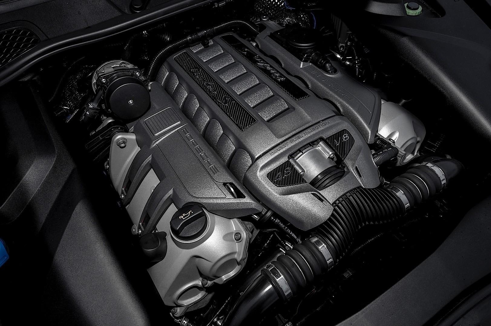 Porsche cayenne horsepower