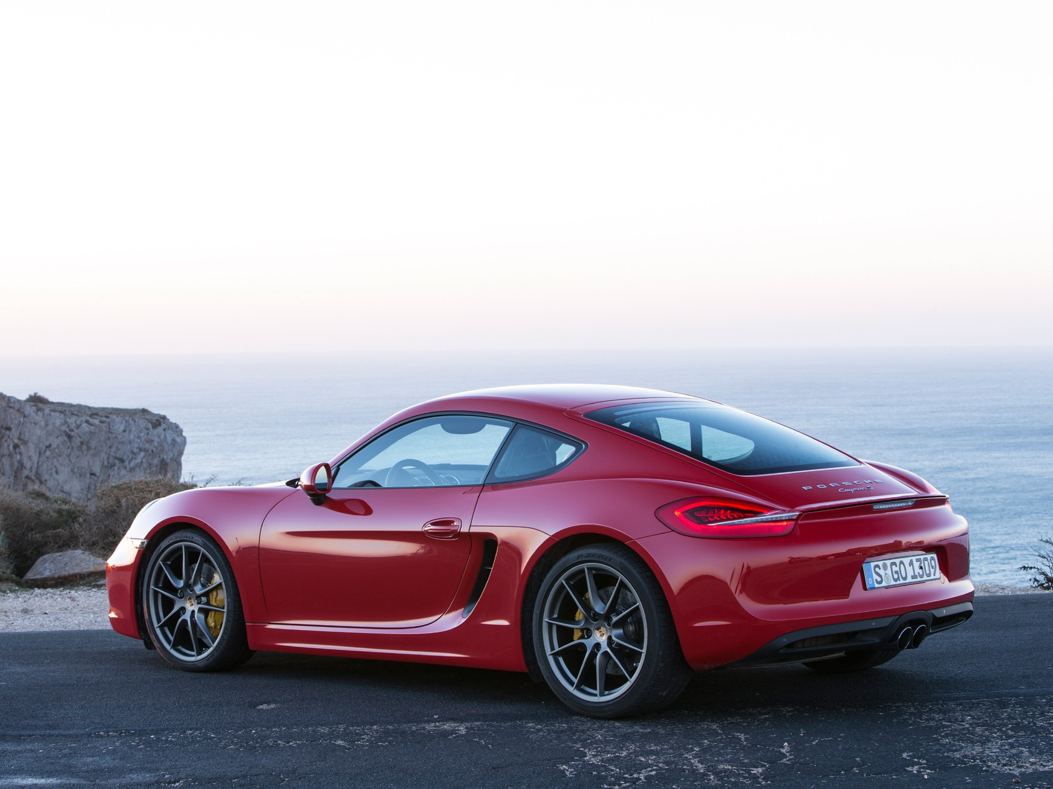 porsche cayman s 981 specs photos 2012 2013 2014. Black Bedroom Furniture Sets. Home Design Ideas