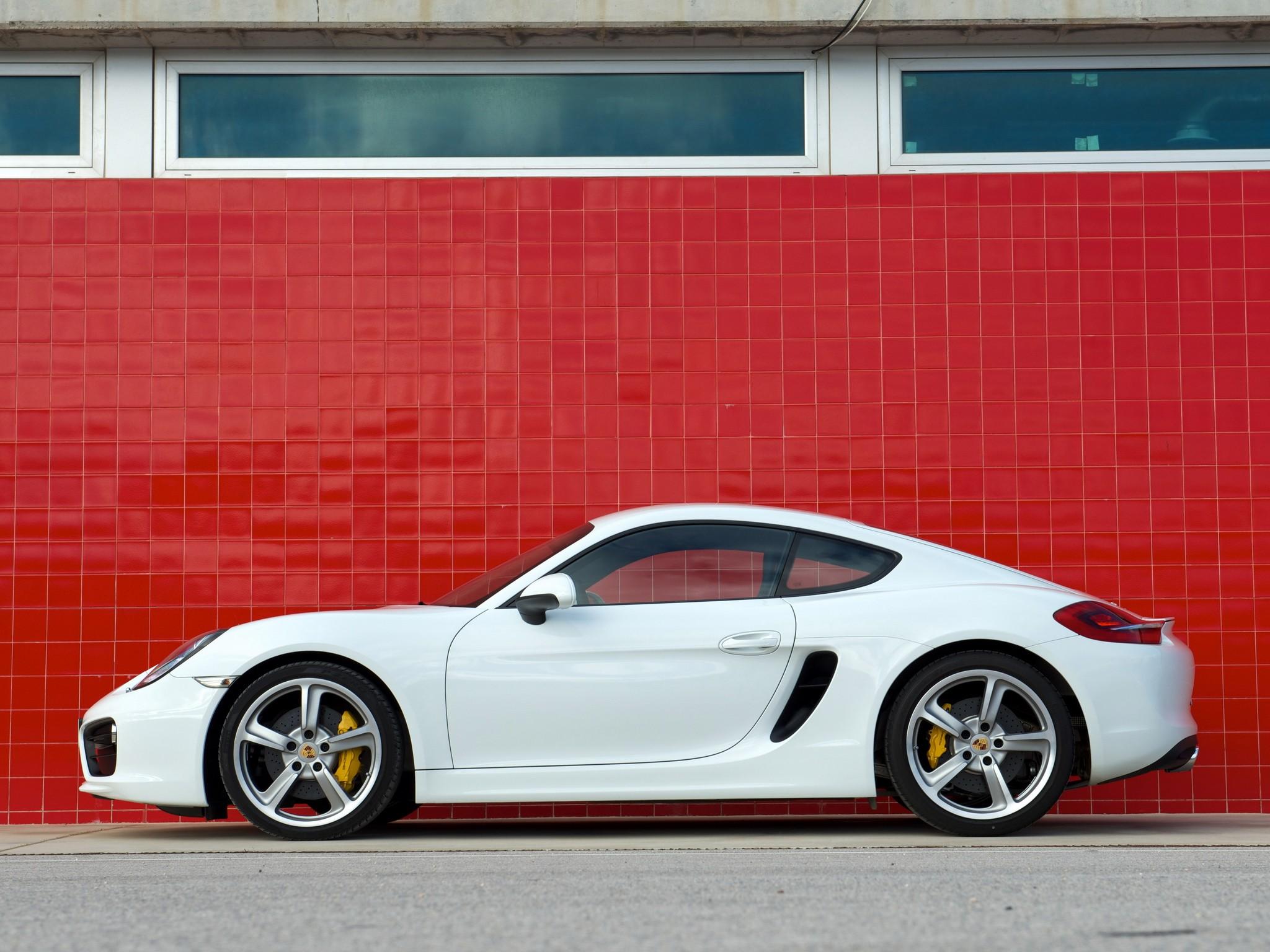 Porsche Cayman S 981 Specs Amp Photos 2012 2013 2014