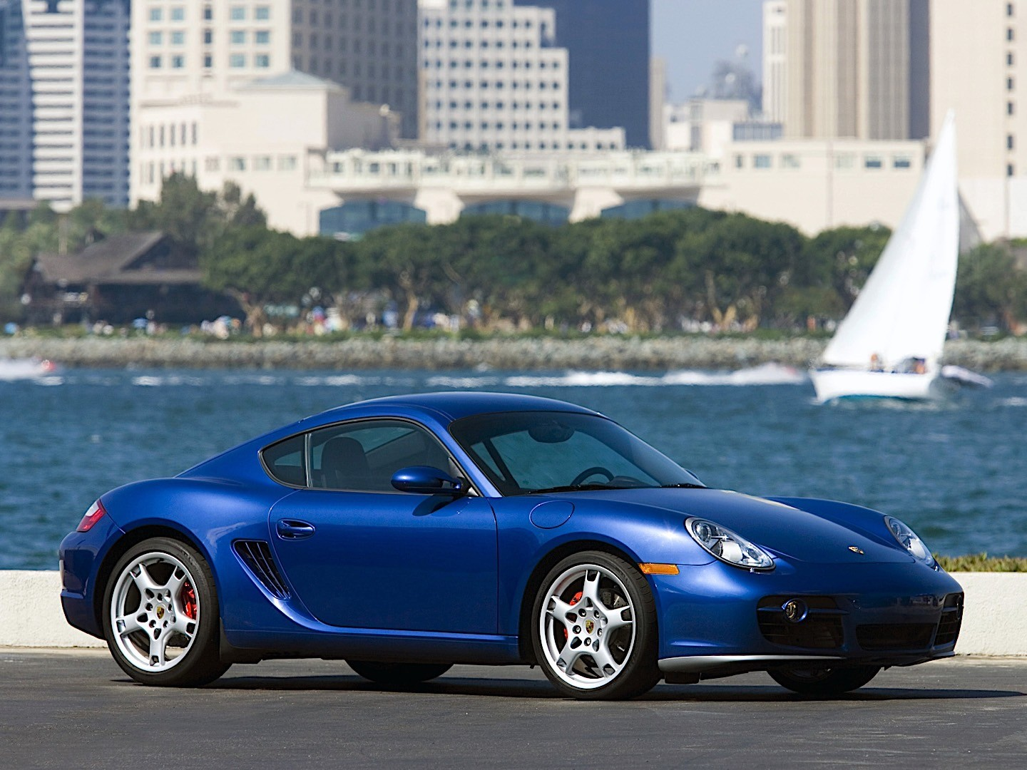 Porsche Cayman S 987 Specs Amp Photos 2005 2006 2007