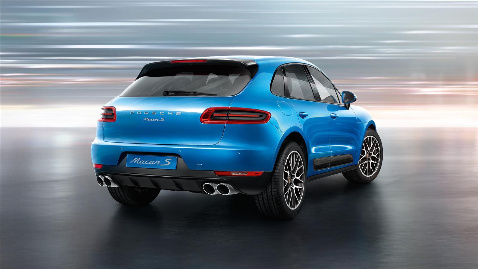 Porsche Macan S 2014 2015 2016 2017 Autoevolution