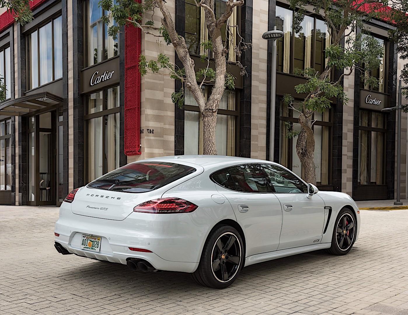 Porsche Panamera Gts 970 Specs Amp Photos 2013 2014