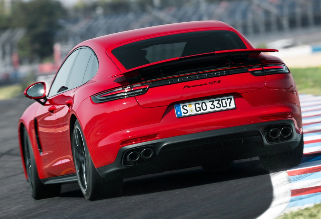 Porsche Panamera Gts Specs Amp Photos 2018 Autoevolution