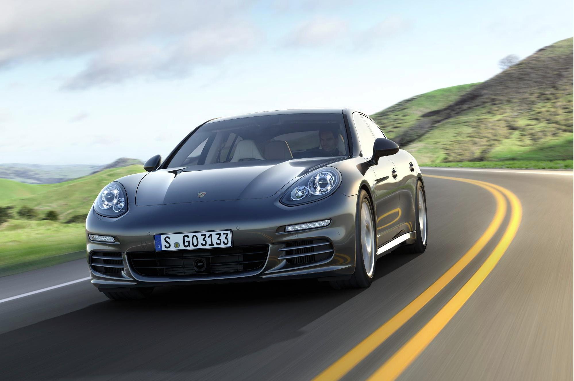 Porsche Panamera S E Hybrid Specs Photos 2013 2014 2015 2016