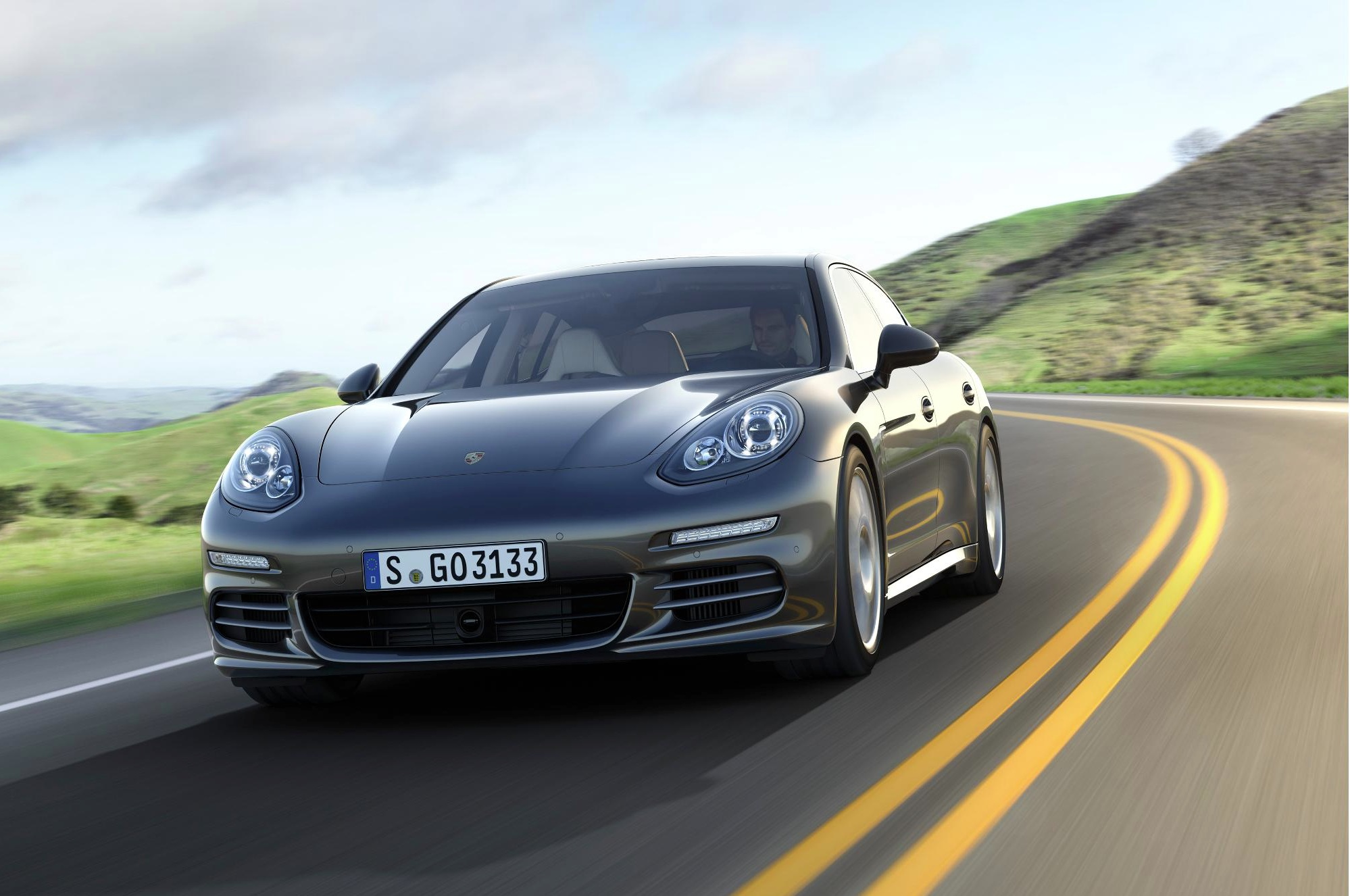 Porsche Panamera S E Hybrid 2017 2016