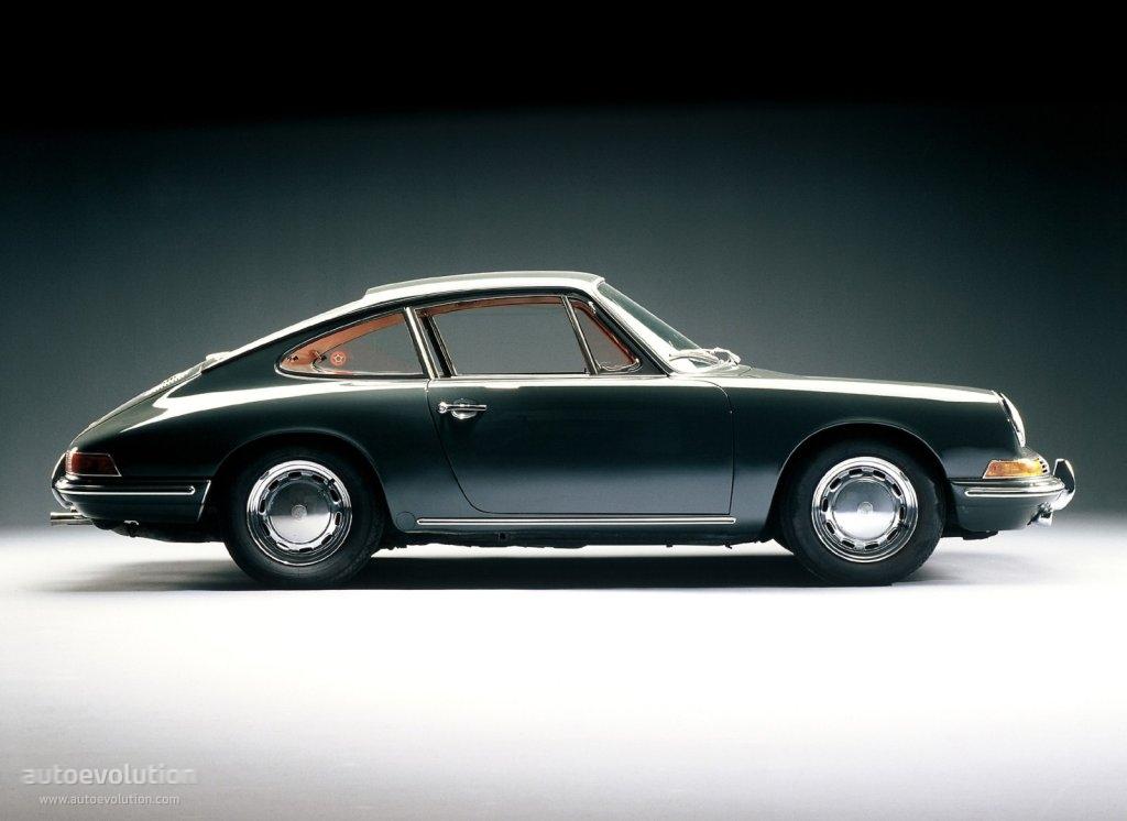 Porsche 911 901 1964 1965 1966 1967 1968 1969